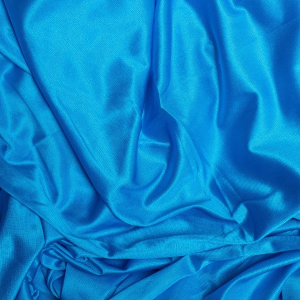 Aerial Yoga Fabric (Aqua Blue-5M)