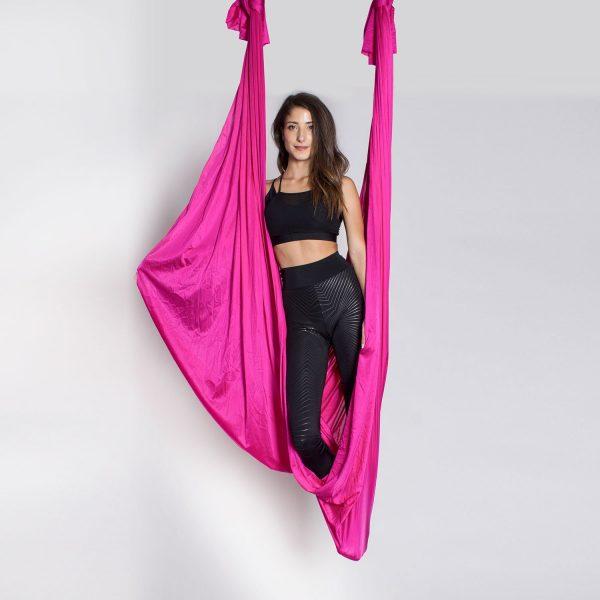 Aerial Yoga Fabric (Fuchsia-5M)