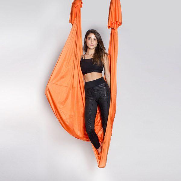 Aerial Yoga Fabric (Tangerine-5M)