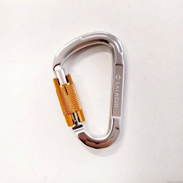 Salachi Automatic Locking Aluminum Carabiner