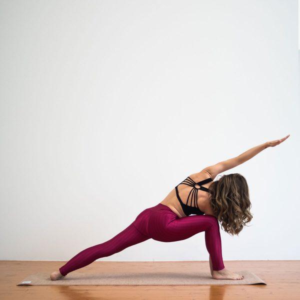 Salachi Hemp Yoga mat (Nude Beige)